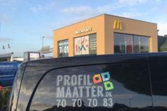 McDonalds Silkeborg